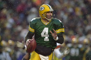 Green Bay Packers Set To Retire Brett Favre's #4 Jersey Number In 2015