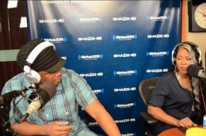 Remy Ma – Sway In The Morning Freestyle (Video)
