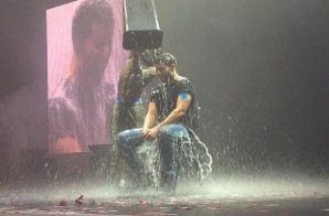 Drake Completes The ALS Ice Bucket Challenge & Nominates Beyonce (Video)