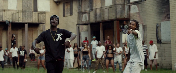 Bvh K7jCEAAoD7A 1 Snootie Wild – Made Me Ft K Camp (Video)