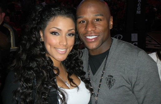 Floyd Mayweather's Ex Takes Shots At His New Girl