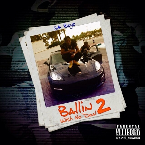G4 Boyz Ballin Wit No Deal 2 front large G4 Boyz   Ballin Wit No Deal 2 (Mixtape)