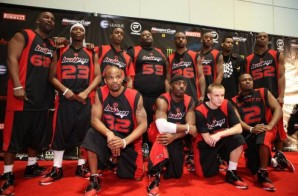 """2014 Ball Up Streetball """"Search for the Next"""" Tour Recap (Video)"""