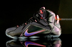 "Nike LeBron 12 ""Instinct"" (Photos)"