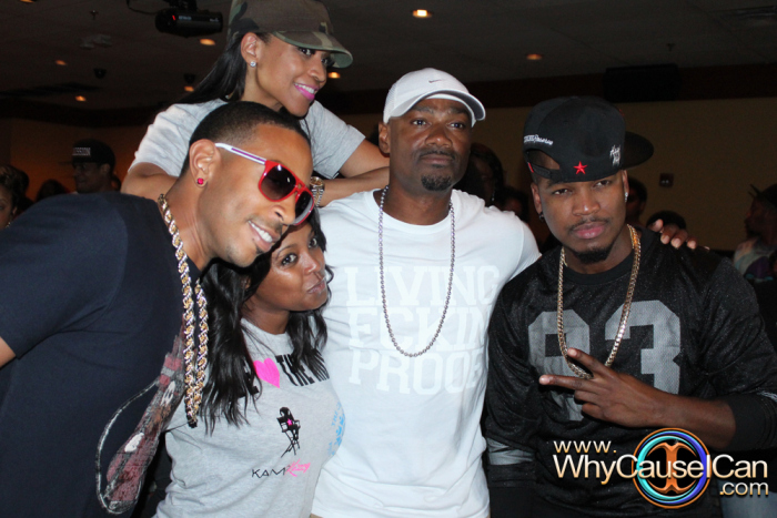 """P Cover Ludacris Kicks Off """"LudaDay Weekend"""" With Celebrity Bowling Tournament (Photos)"""