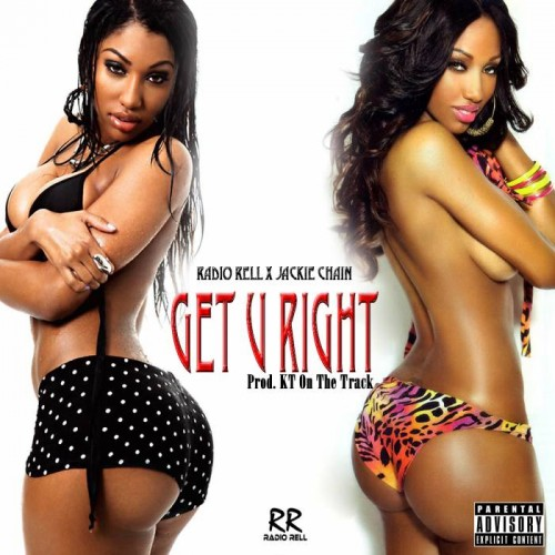 Radio Rell - Get U Right feat. Jackie Chan