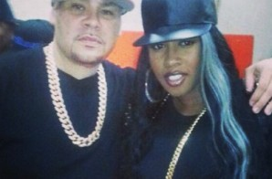 Fat Joe & Remy Ma Reunite (Photo)