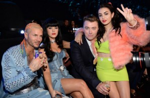 RiFF RAFF Slams Sam Smith For Cropping Him Out Of A Picture