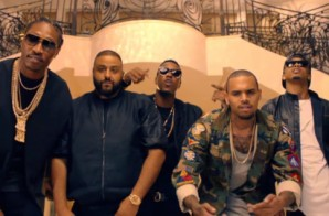 DJ Khaled – Hold You Down Ft. Chris Brown, Future, August Alsina & Jeremih (Video)