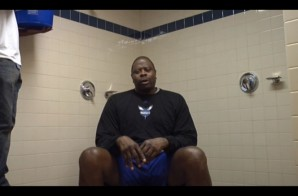 Patrick Ewing Takes On Michael Jordan's ALS Ice Bucket Challenge (Video)