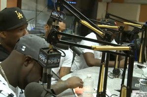 G-Unit Talks Reuniting, Police Brutality & More w/ Angie Martinez (Video)