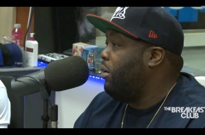 Killer Mike Talks Mike Brown, Barack Obama & More With The Breakfast Club (Video)