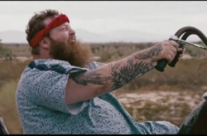 Action Bronson – Easy Rider (Behind The Scenes) (Video)