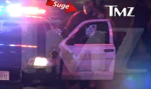 Suge Knight Shot Six Times Inside Chris Brown's VMA Pre Party In LA