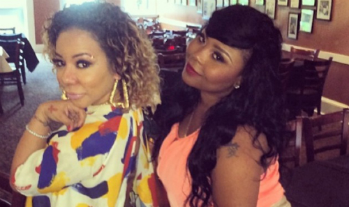 Tiny Shekinah Starring In VH1 Spinoff T.I. & Tiny: The Family Hustle Spinoff To Star Tiny & Shekinah