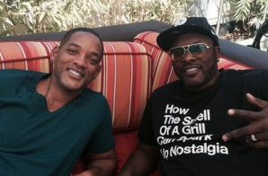 Will Smith & DJ Jazzy Jeff Reunite In Vegas For Summertime (Video)