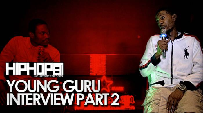 Young guru pt2 Young Guru Talks Keys To Success In The Industry, How Internet Piracy Changed Music & More (Video)