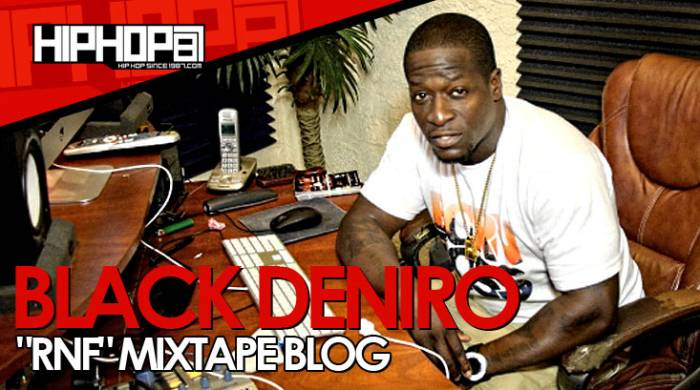 YoutubeTHUMBS JULY 159 Black Deniro Previews RNF Mixtape (Vlog)