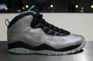 "Air Jordan 10 ""Lady Liberty"" (Photos)"