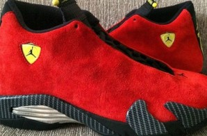 "Air Jordan 14 ""Ferrari"" (Photo & Release Dates)"