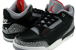 Flight Delay: Jordan Brand Stops Production Of The Retro Air Jordan 3