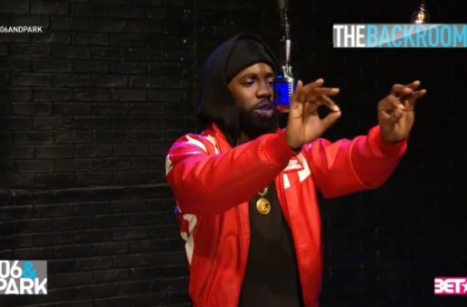 Black Cobain – The Backroom Freestyle (Video)