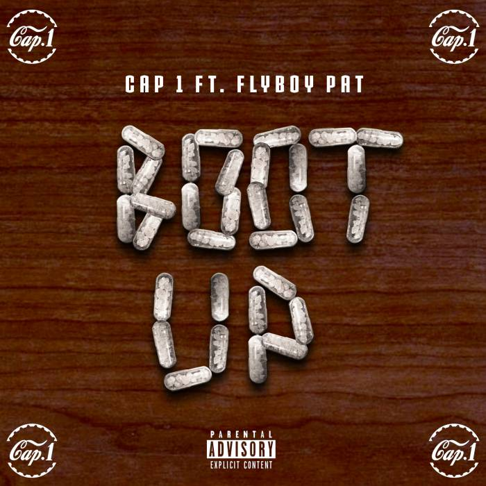 boot up Cap 1 x Flyboy Pat   Boot Up