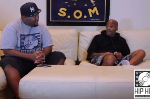 "Dame Dash Talks Jim Jones Calling Him A ""Culture Vulture"" (Video)"