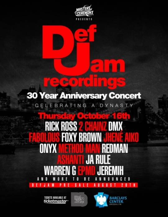 def jam 630x815 Def Jams 30th Anniversary Concert To Be Held At Barclays Center In NYC!