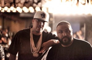 dj khaled remy ma 3 298x196 DJ Khaled   They Don't Love You No More (Remix) Ft. Remy Ma & French Montana (Behind The Scenes) (Photos)