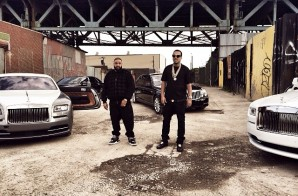 dj khaled remy ma 9 298x196 DJ Khaled   They Don't Love You No More (Remix) Ft. Remy Ma & French Montana (Behind The Scenes) (Photos)