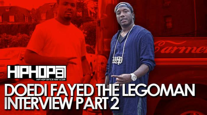 doedi part 2 Doedi Fayed The Legoman Talks Philly Hip Hop & Kicks An Exclusive Freestyle With HHS1987