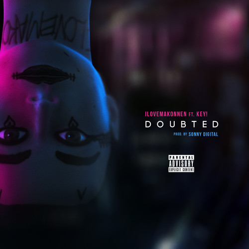 doubted1 Makonnen x Key   Doubted (Prod. by Sonny Digital)