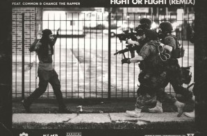 Lil' Herb – Fight Or Flight (Remix) Ft. Common & Chance The Rapper