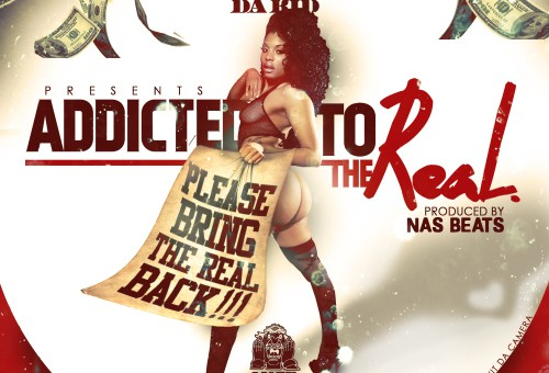 Ian White x Gillie Da Kid – Addicted To The Real