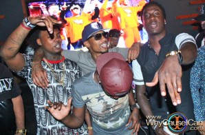 "Que – ""Can You Digg It"" Listening Party In Atlanta (Photos) (Photos via Jerry White)"