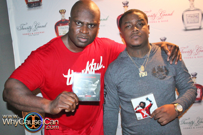 img 1084 Que   Can You Digg It Listening Party In Atlanta (Photos) (Photos via Jerry White)
