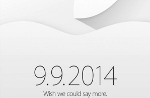 "iPhone 6??? Apple Announces It's ""9.9.2014 Wish We Could Say More"" Event"