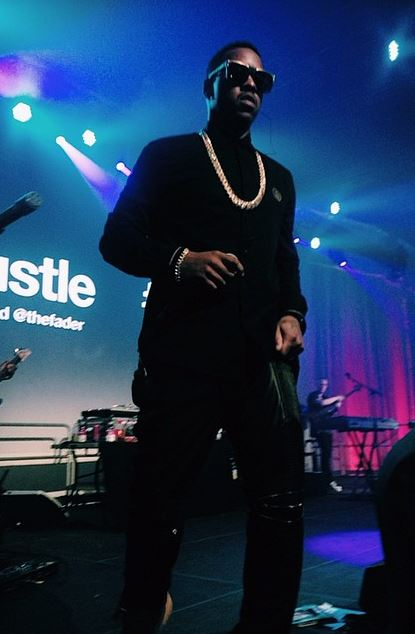 jeremihpic Jeremih Joins Fabolous At The FADER & Vitamin Waters Uncapped Event In NYC (Video)