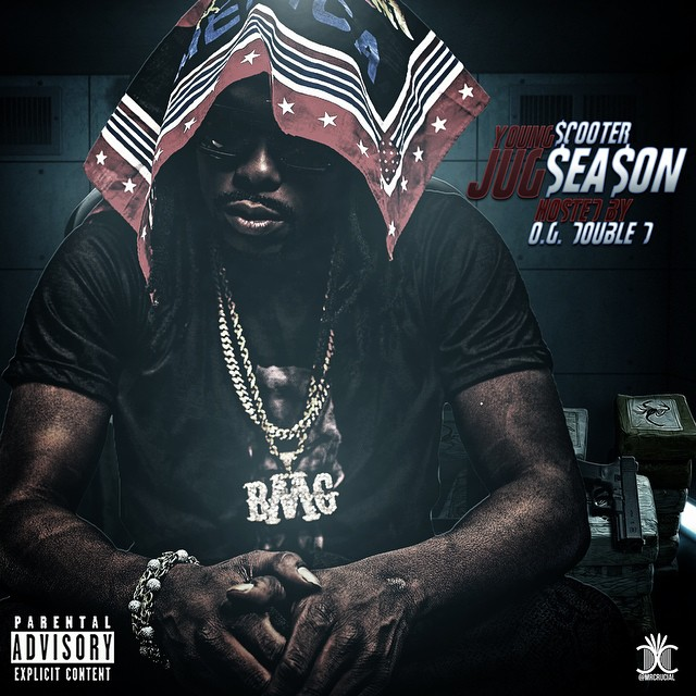 juug season Young Scooter   Juug Season (Mixtape Artwork)