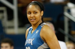 Minnesota Lynx Forward Maya Moore Named The 2014 WNBA MVP
