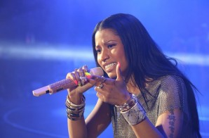 Nicki Minaj Reveals Details About Her 2015 Tour