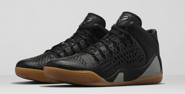 Nike Kobe 9 Mid EXT The Black Mamba (Photos)