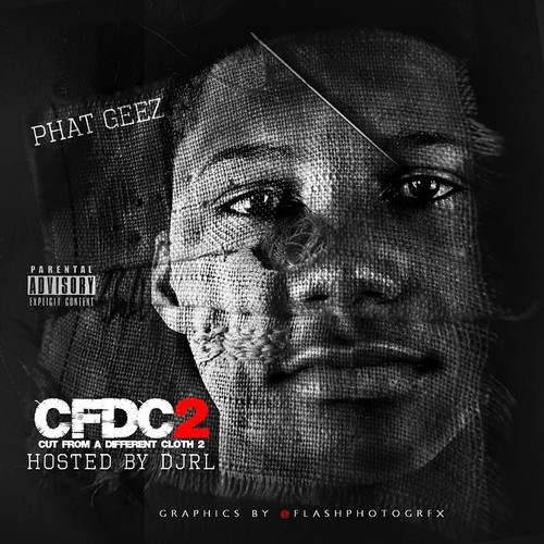phat geez cut from a different cloth 2 mixtape HHS1987 2014 Phat Geez   Cut From A Different Cloth 2 (Mixtape)