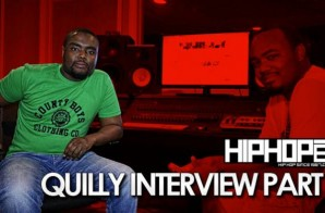 Quilly Talks New Album, Probation Violation, Meeting Jeezy & More With HHS1987 (Video)