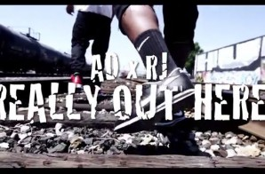 AD – Really Out Here Ft. RJ (Video) (Dir. By Casey McPerry)