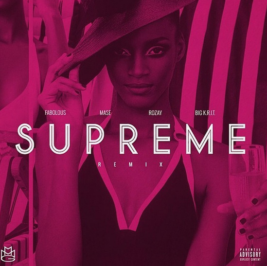 rick ross supreme remix Rick Ross x Fabolous x Ma$e x Big K.R.I.T   Supreme (Remix)