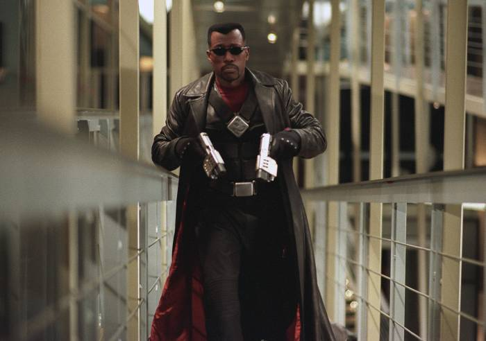 trash talk snipes blade1 Mo Money: Wesley Snipes Set To Make $3 Million Dollars To Star In Blade 4