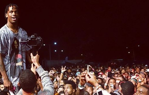 Travis Scott & Big Sean – Don't Play (Live At 2014 Trillectro) (Video)