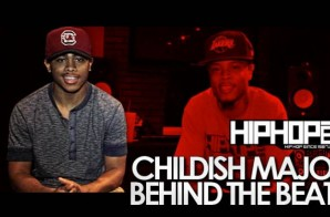 "Childish Major Talks Jeezy's ""Seen It All"" Album, Two 9's Success, Matik Estrada & More (Video)"